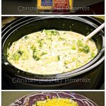 Creamy Crock-pot Chicken and Broccoli Over Rice