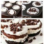 Chocolate Lasagna Cupcakes