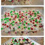 Christmas Cookie Bark