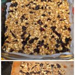 Clean Eating Granola Bar